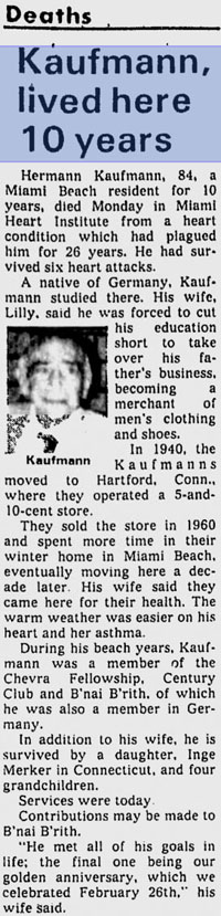 The Miami News, 25.3.1981